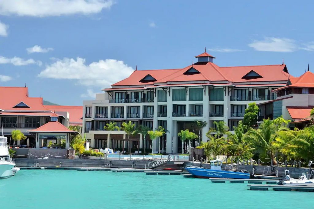 Eden Marina Seychelles