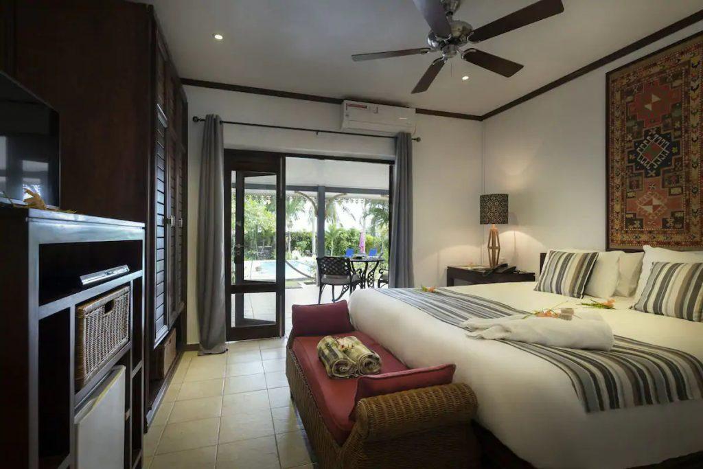 Hotel room seychelles