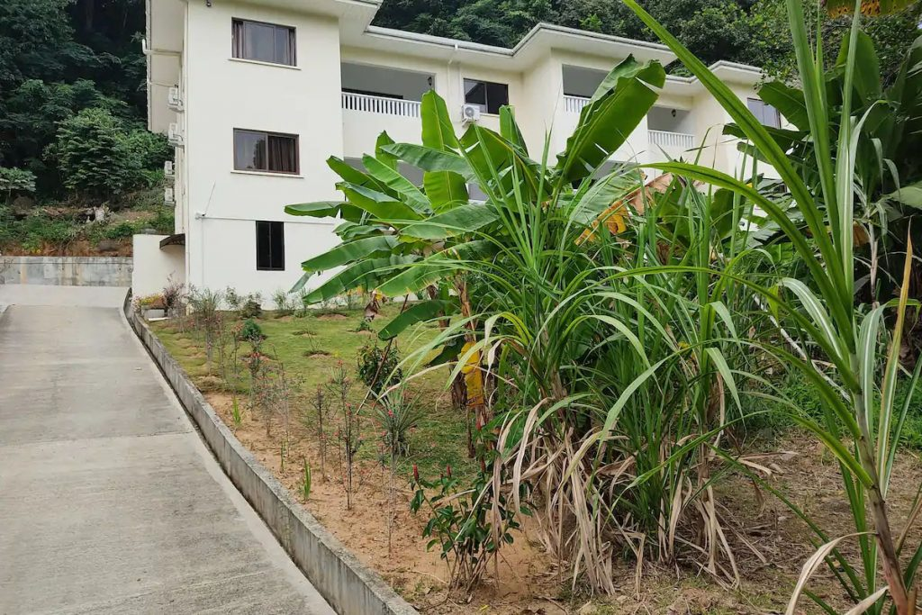 Hotel Area Seychelles